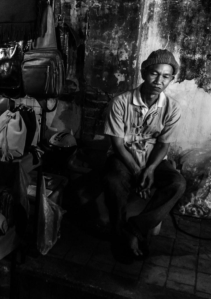 Salesman, Chiang Mai