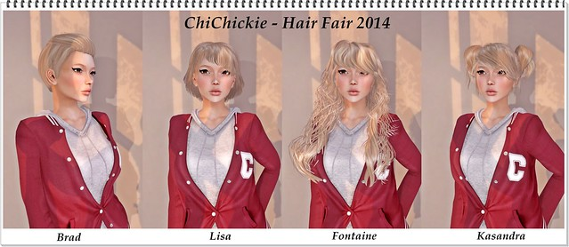 Hair Fair 2014 -  ChiChickie