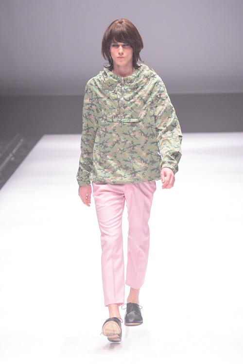 Yulian Antukh(Antuh)3044_FW14 Tokyo Patchy Cake Eater(Fashion Press)