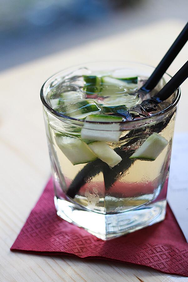 Moscow Mule drinkki