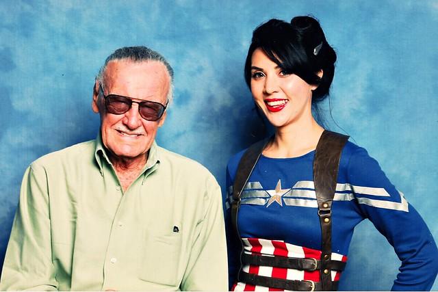 Me & Stan Lee