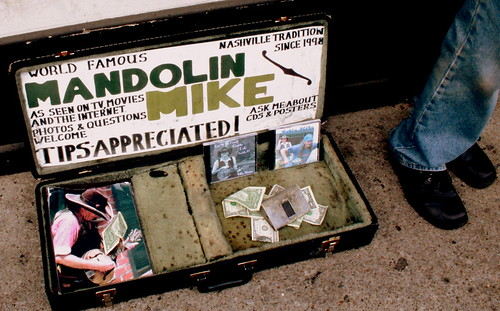 Mandolin Mike's Case