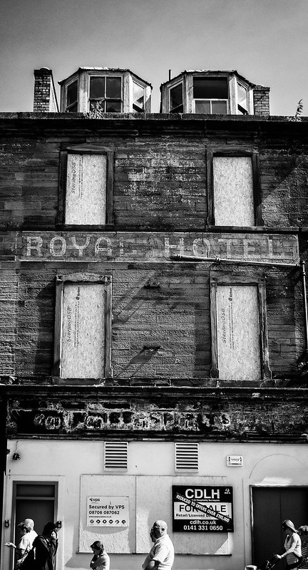 Royal Hotel, Ayr, Scotland