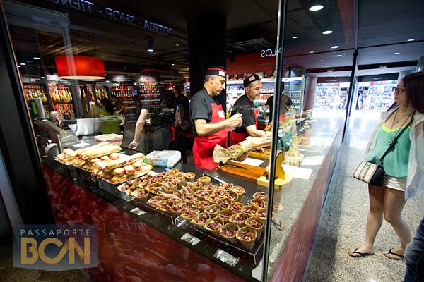 Jamon Experience, Barcelona