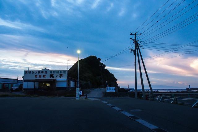 城ヶ島 Jyogashima