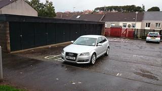 SB12 TFX Audi A3