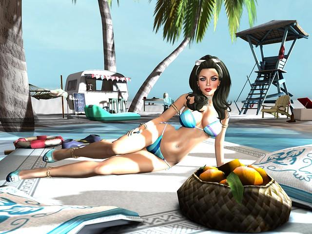 Beach Bimbo 2