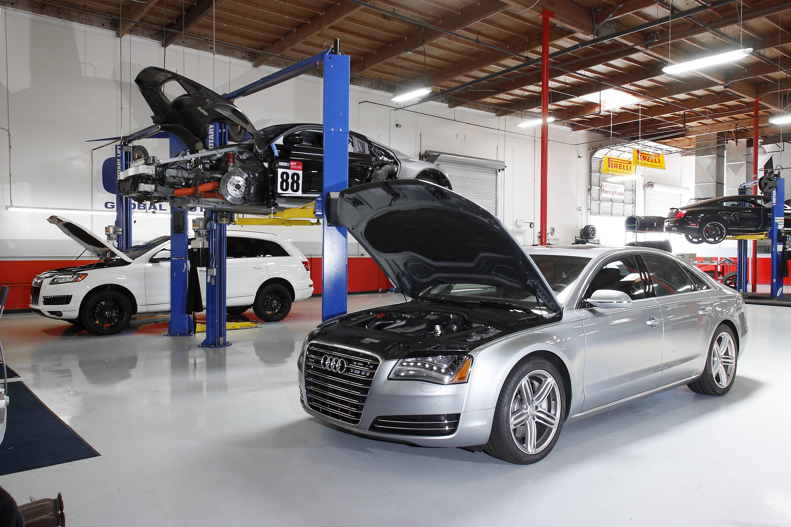 Audi Service Orange County >> Gmg Offers Leading Independent Audi Maintenance Repair Service In