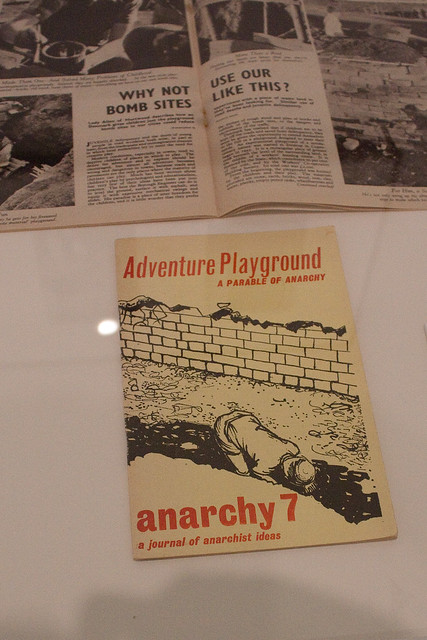 adventure playground magazine reina sofia