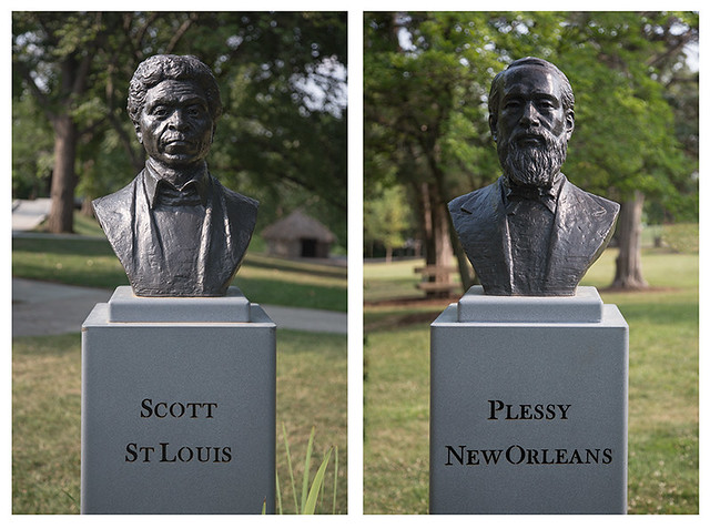 Laumeier Sculpture Park 2014-07-20 6 (Scott and Plessy)