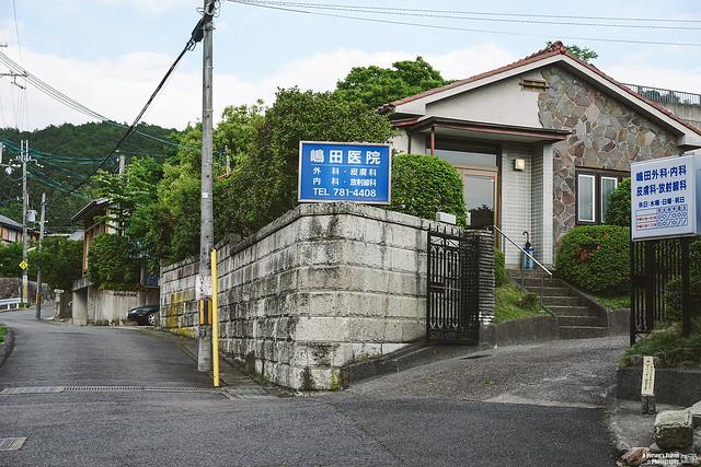 一乘寺街景