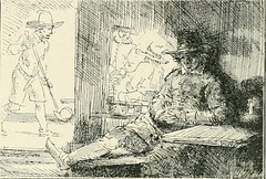 """Image from page 482 of """"Rembrandt : his life, his work, and his time"""" (1903)"""
