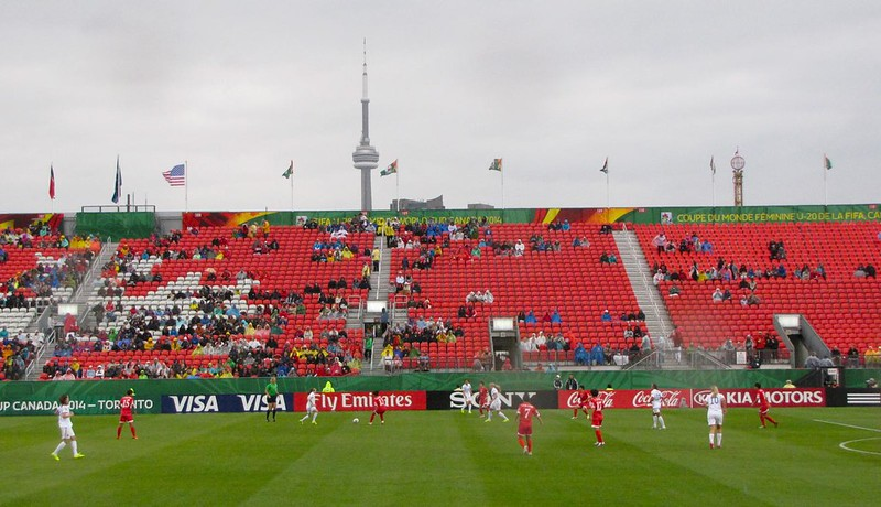 North Korea vs USA, U-20 Women's World Cup - BMO Stadium