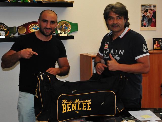 Murat bekommt WM-Ausscheidung gegen Barrera