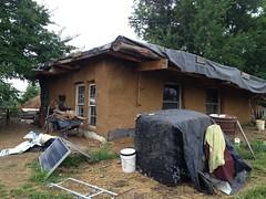 village, hut, shack, cottage, house, cob, shed, home, rural area,