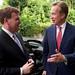 Baird Travels to Europe | Le ministre Baird se rend en Europe