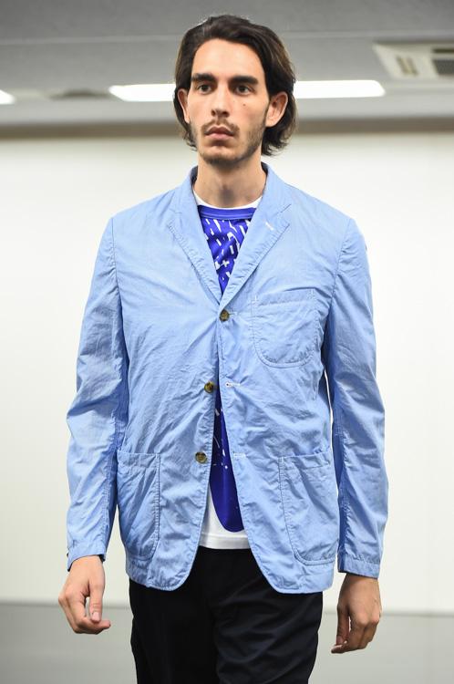 SS15 Tokyo COMME des GARCONS HOMME036(Fashion Press)