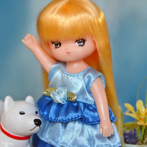 お人形教室ミキちゃん