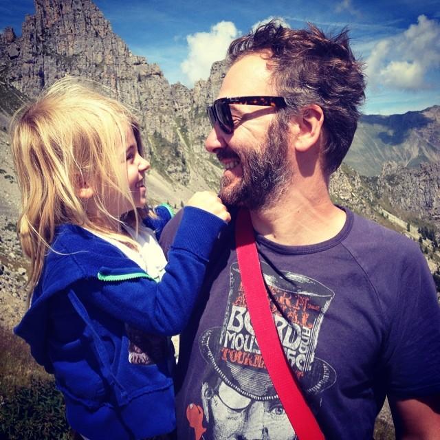 Dag 41. Liefde, bovenop een berg. #67daysofsummer