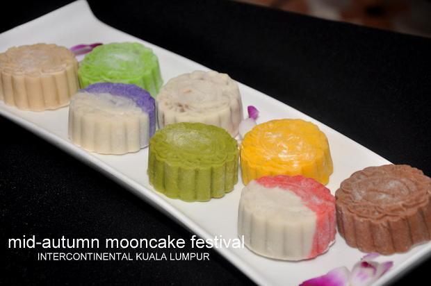 Mooncakes Intercontinental Kuala Lumpur 9