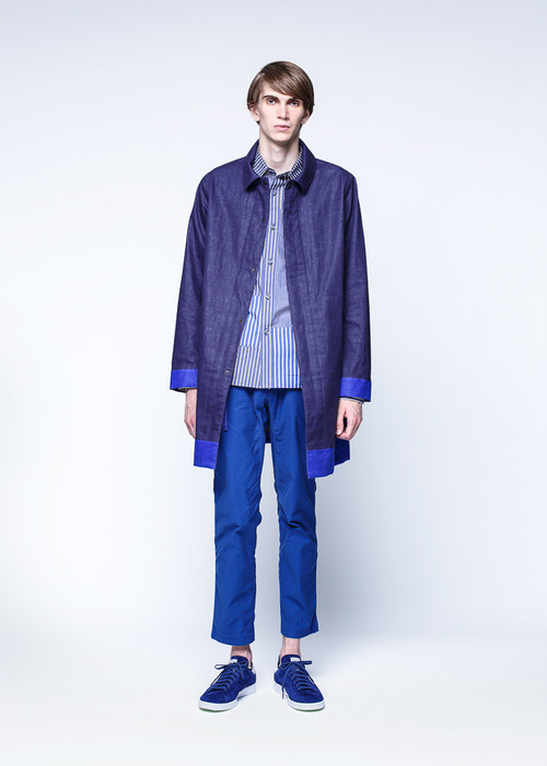 SS15 Tokyo White Mountaineering005(Fashion Press)