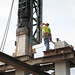 Chickahominy River Bridge Construction Update - July 30, 2014