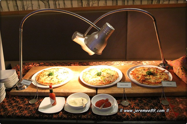 Italian Buffet @ G Cafe - Pizza Station