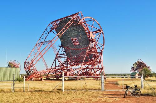 HESS telescope, Namibia