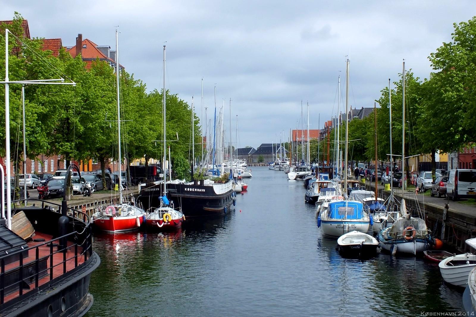 København, Bron
