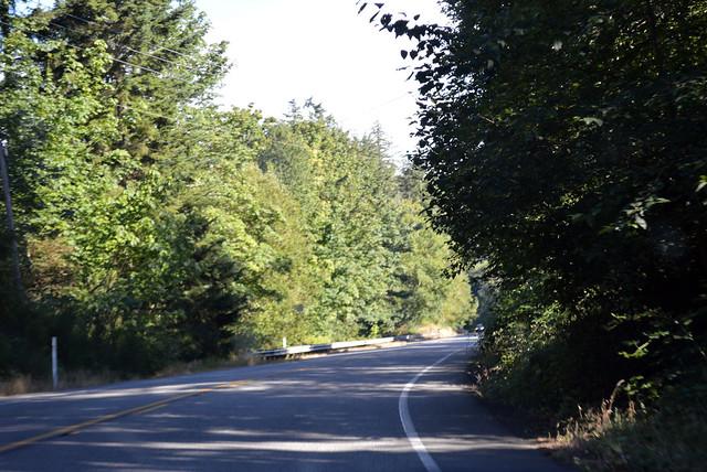 SR 308 near Pearson