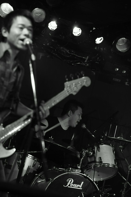 THE NICE live at Outbreak, Tokyo, 27 Aug 2014. 207