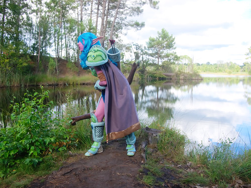 Shooting Huntress - World of Warcraft - 2014-08-07- P1900531