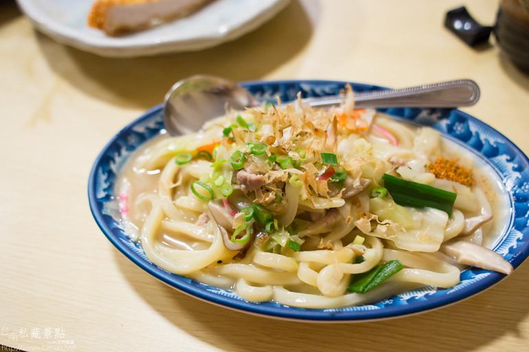 台南私藏景點--新都巷日本料理 (21)