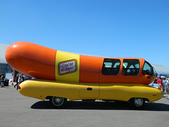 The Oscar Mayer #weinermobile @ the Tall Ships® L.A. Festival in San Pedro, CA.