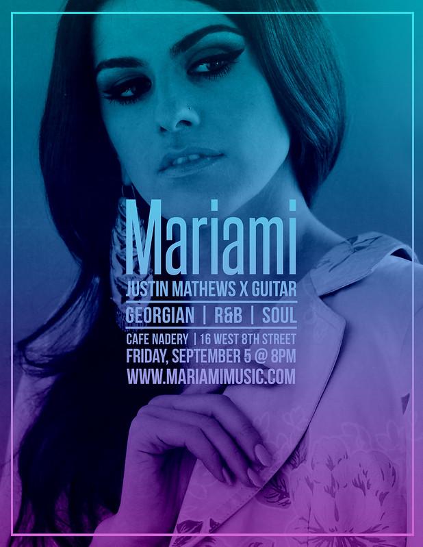 Mariami Nadery