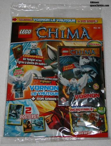 Legends of Chima Vornon p1