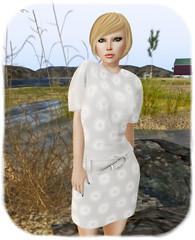 DC86 - Baboom Couture - June Dress - Light