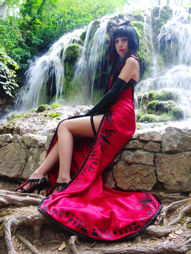 related image - Shooting Yuuko Ichihara - Melisandre - Parc de St Pons - 2014-07-20- P1890010