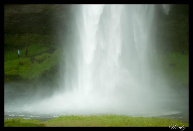 Ruta viaje Islandia 13 días julio - Cascada Seljalandsfoss