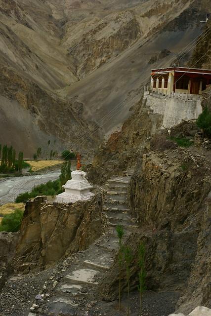 Wangla Gompa. Ladakh, 08 Aug 2014. 405
