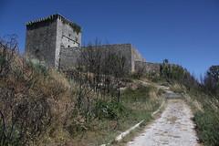 Castelo de Monforte em Águas Frias, Chaves (Ruínas)
