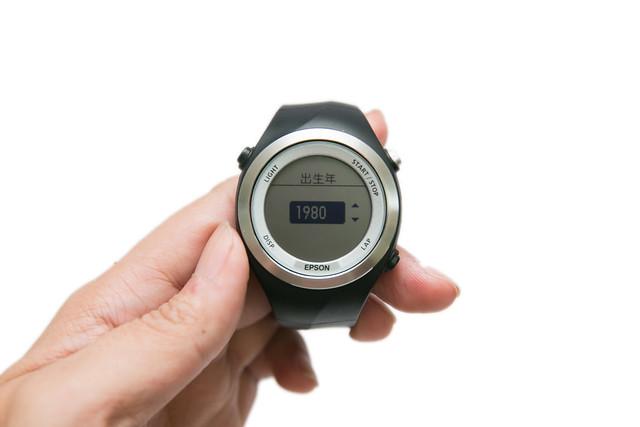 頂級極限運動錶 – Epson SF-710S 開箱 (1) 我的專屬運動教練 @3C 達人廖阿輝