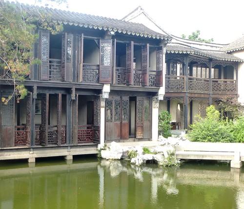 Jiangsu-Tongli-Maison Musée (13)