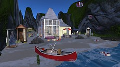 Nautical Beach House | Overview Outside Front
