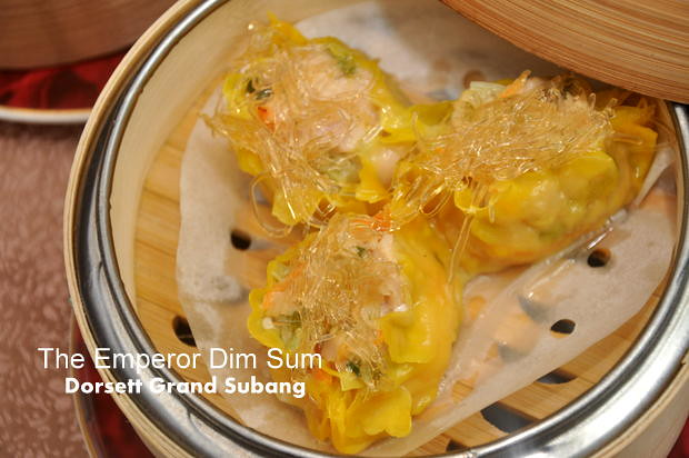 Dim Sum The Emperor Dorsett Grand Subang 2