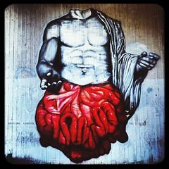 #mural #murales #graffiti #graffitiart #roma #rome #red  #streetart
