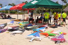 Aruba International Regatta Miniature Boats