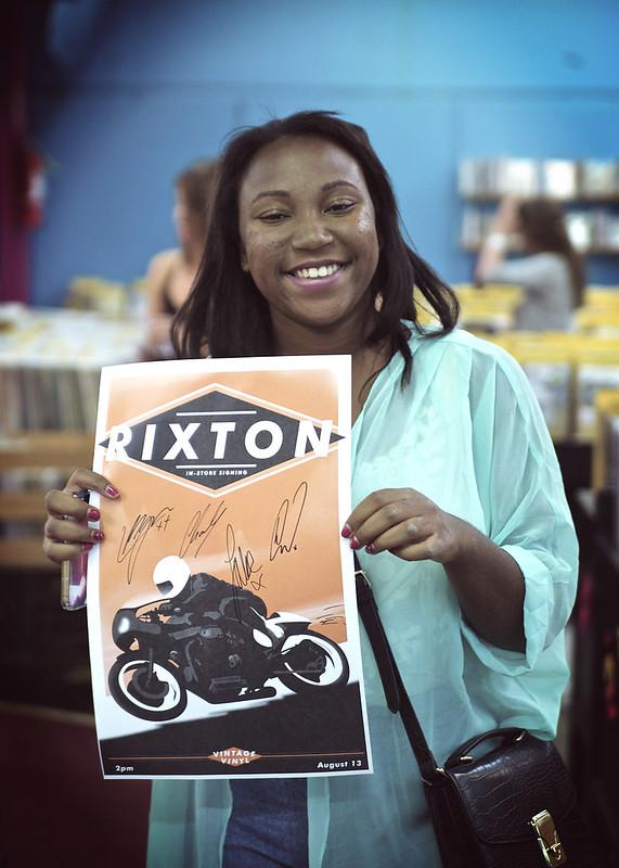 Rixton @ Vintage Vinyl
