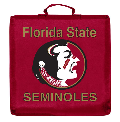 Florida State Seminoles Stadium Cushion