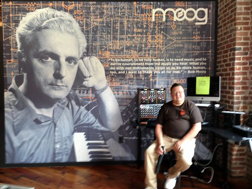 Moog Music Tour